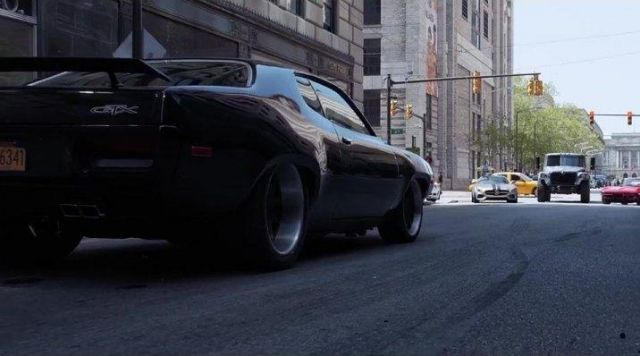 Dominic Toretto (Vin Diesel) Plymouth GTX in Fast & Furious 8 | Spotern