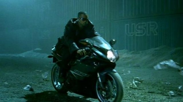 The F4 Agusta of Will Smith in I, Robot