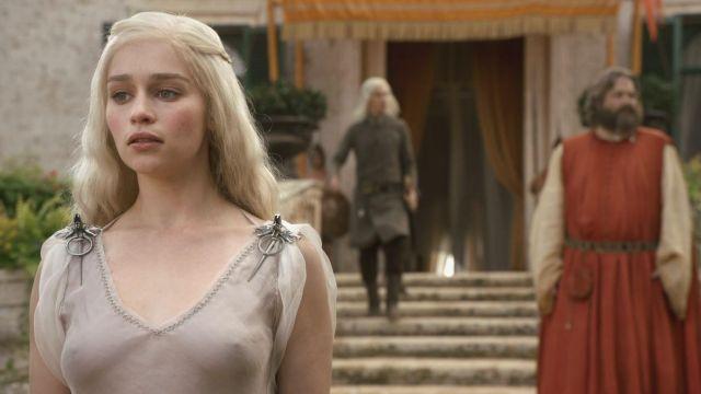 Pin Dragon Daenerys Targaryen Emilia Clarke In Game Of