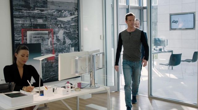 Billions: Bobby's Black Nike Running Shoes | ShopTV