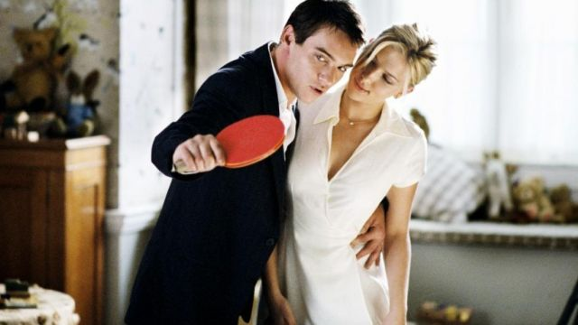 The result is the image for scarlett johansson match point