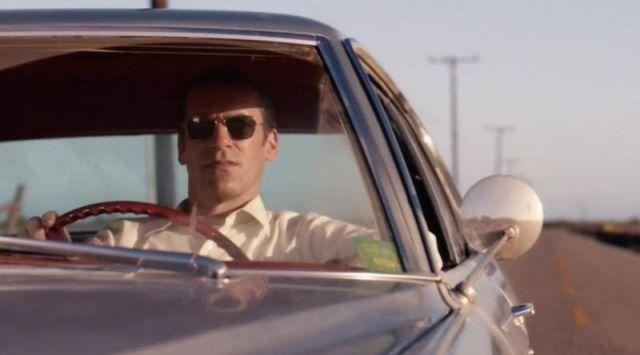 The 1965 Cadillac DeVille of Don Draper in Mad Men