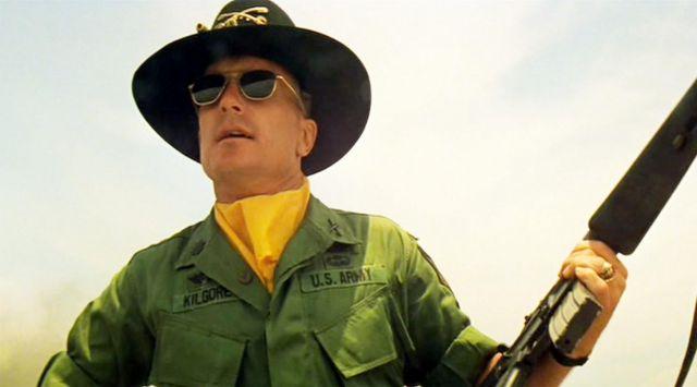 Lunettes de soleil aviator Original Pilot de Robert Duvall dans Apocalypse Now