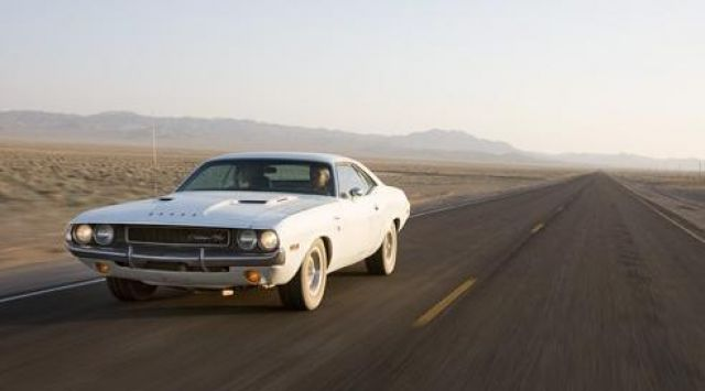 The Dodge Challenger of Barry Newman in Vanishing Point