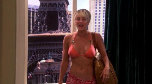 Big bang theory bernadette bikini