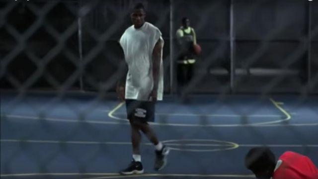quality design fb8b2 87c73 Sneakers Nike Movin Uptempo of Jesus Shuttlesworth (Ray ...