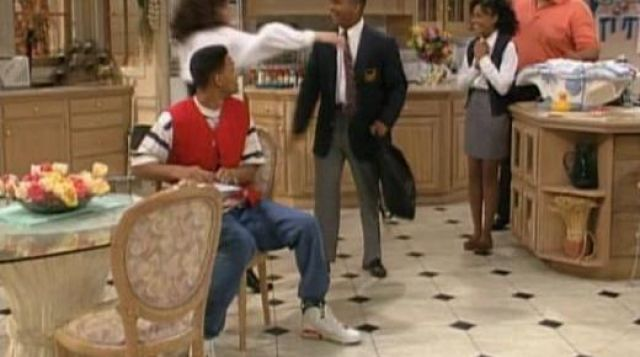 online retailer 02e81 5b978 The Nike Air Jordan 6 Will Smith in Prince of Bel-Air | Spotern