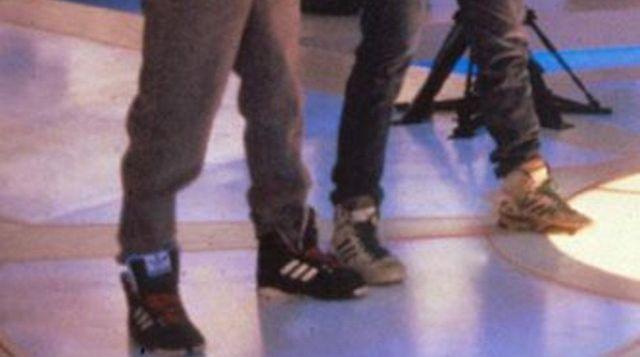 Cheap Bill & Teds Bogus Journey (1991). Adidas High Tops