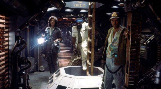 The Converse All Star Hi Tops Ripley (Sigourney Weaver) in