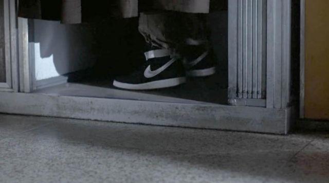 La paire de Nike Vandal aux pieds de Kyle Reese dans Terminator