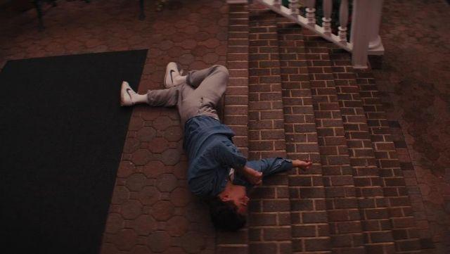 Nike shoes Cortez Jordan Belfort (Leonardo DiCaprio) in The wolf of Wall Street