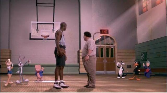 premium selection 5b04e 78e71 The Nike Air Jordan 9 (IX) Retro Michael Jordan in Space Jam ...