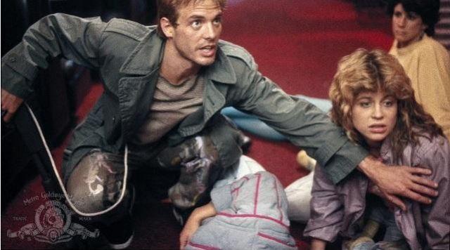 Les Nike Vandal High portées par Kyle Reese dans Terminator