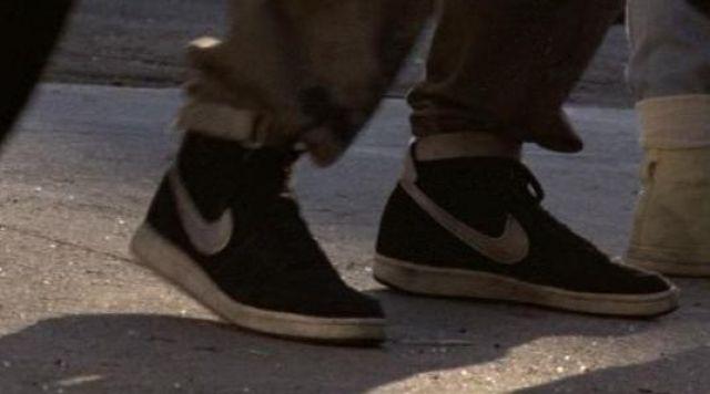 Les chaussures Nike Vandal de Kyle Reese (Michael Biehn