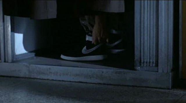 Les chaussures Nike Vandal noires dans Terminator