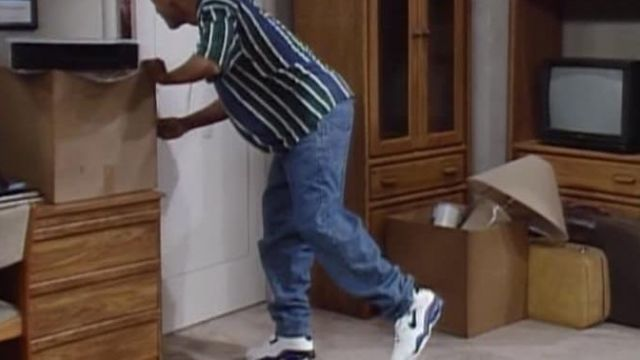 new york 6d629 15a72 Shoes / sneakers Will Smith in Prince of Bel-Air | Spotern