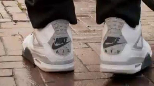 Air Nike Les Jordan Chaussures 4 l1KFJc