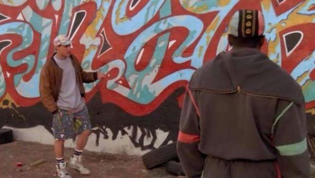 Les baskets Nike Air Command Force de Billy Hoyle (Woody Harrelson) dans Les blancs ne savent pas sauter