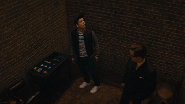 Shoes Nike Air Force 1 Low Eggsy (Taron Egerton) in Kingsman