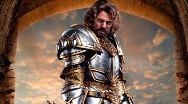 World of Warcraft Movie Lothar Prestige Adult CostumeDisguise 96536