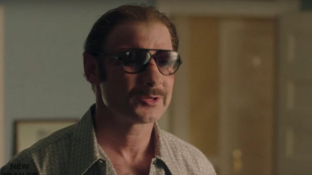 Les lunettes de soleil de Chuck Wepner (Liev Schreiber) dans