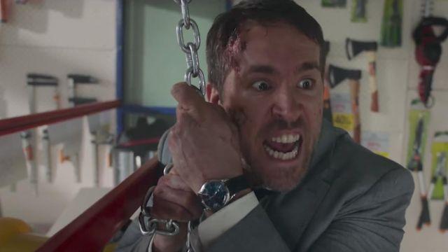 La montre Omega Speedmaster de Michael Bryce (Ryan Reynolds) dans Hitman &  Bodyguard   Spotern