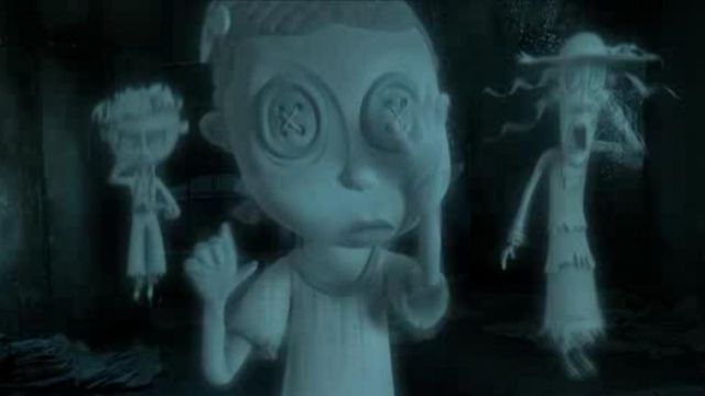 The Fluff Of The Children Ghosts In Coraline Spotern