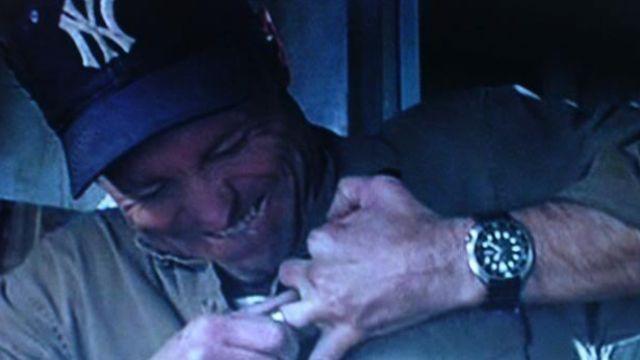 La montre Seiko 6309 de Ed Harris dans Abyss