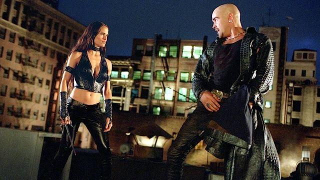 La tenue en cuir de Elektra (Jennifer Garner) dans Daredevil