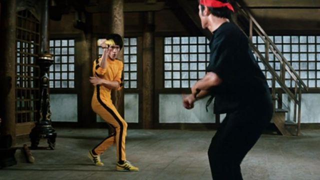cozy fresh f3bd8 59d6b Shoes Onitsuka Tiger yellow Tai Chi Hai Tien (Bruce Lee ...