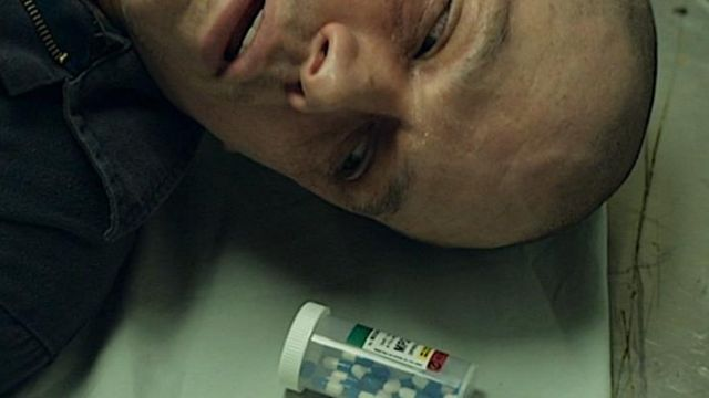 The authentic medications Max (Matt Damon) in Elysium