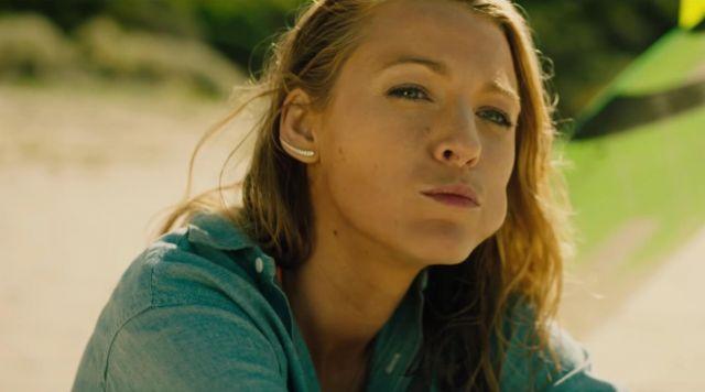 Les boucles d'oreille de Nancy (Blake Lively) dans The Shallows
