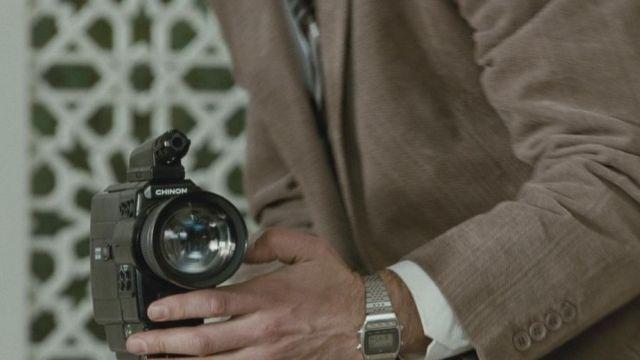 La montre Seiko de Meier (Aden Young) dans Killer Elite