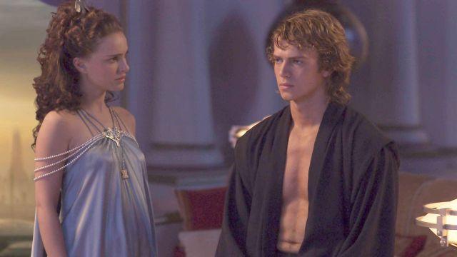 The Baby Doll Of Padme Amidala Natalie Portman In Star Wars Iii Revenge Of The Sith Spotern