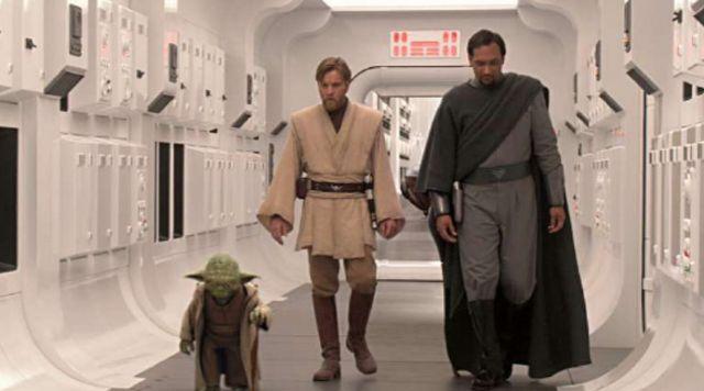 The Boots Of Obi Wan Kenobi Ewan Mcgregor In Star Wars Iii Revenge Of The Sith Spotern