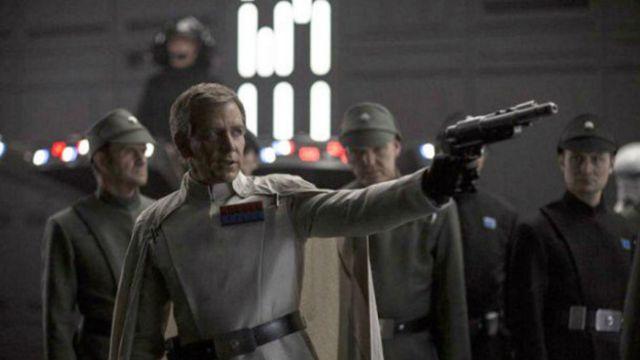 Star Wars The Black Series directeur krennic