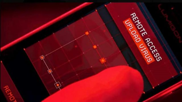The Mobile Phone Seen In Hitman Agent 47 Spotern