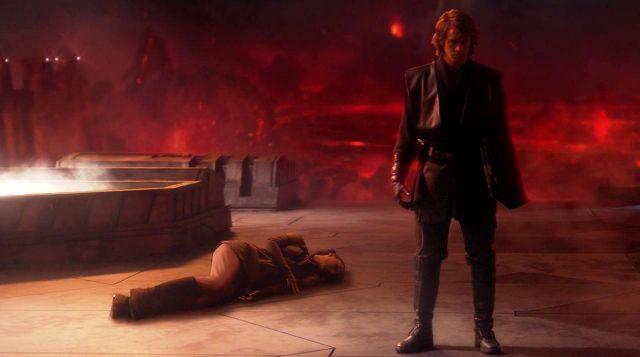 The Waistband Of Anakin Skywalker Hayden Christensen In Star Wars Iii Revenge Of The Sith Spotern