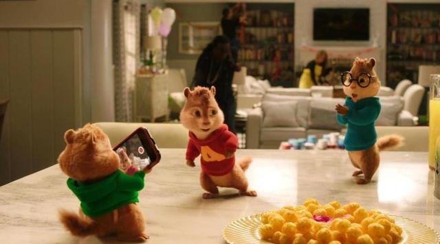Alvin et les Chipmunks - A fond la caisse FRENCH …