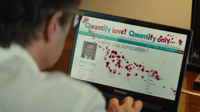 The computer Samsung seen in Bridget Jones's Baby