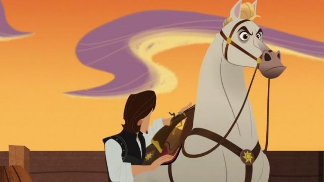 The Horse Maximus In Rapunzel I Have A Dream Series Teddy Bear Spotern