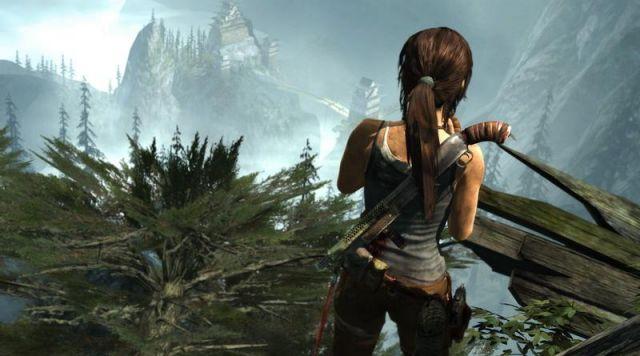 The Stock Ammo Of Lara Croft In Tomb Raider 2013 Spotern