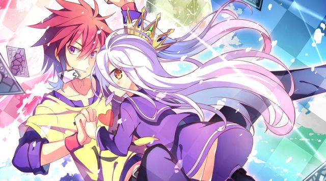 The Costume Cosplay Of Shiro In No Game No Life Spotern