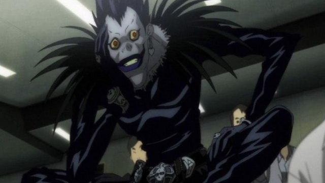 The Cosplay Costume Of Ryuk In Death Note Spotern