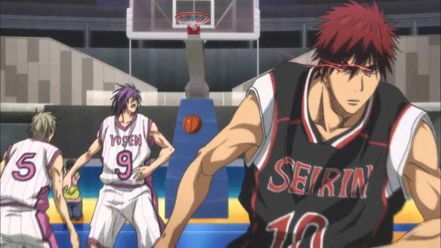 La perruque de Kagami dans Kuroko's basket | Spotern