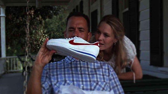 premium selection d4a36 b2c15 Shoes Nike Cortez Forrest Gump (Tom Hanks) in Forrest Gump ...