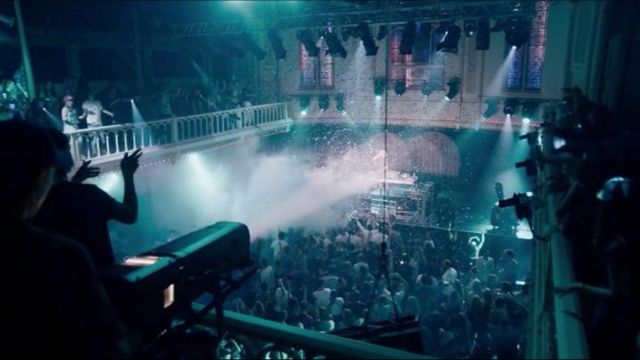 Sense8 Christmas Special Music.The Club In Amsterdam Where Mixes Riley Blue Tuppence