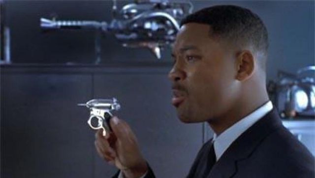 The Famous Desert Infernal Agent Jay Will Smith In Men In