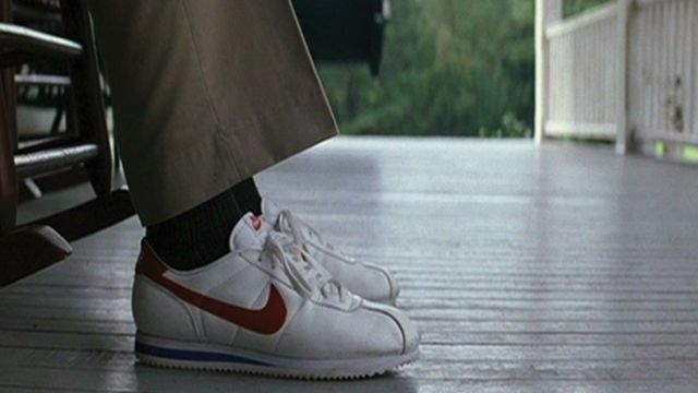 best cheap f320d 3b05d Sneakers Nike Cortez leather Forrest Gump (Tom Hanks) in ...
