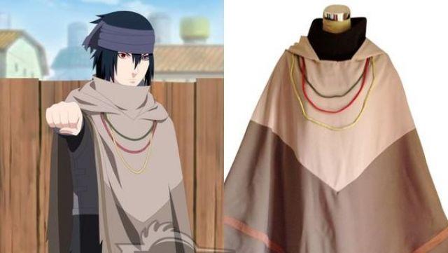 Naruto The Movie The Last Sasuke Uchiha Cosplay Costume
